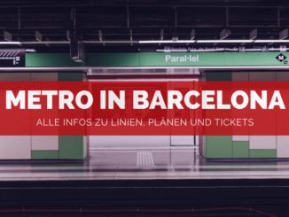 Metro in Barcelona - FB