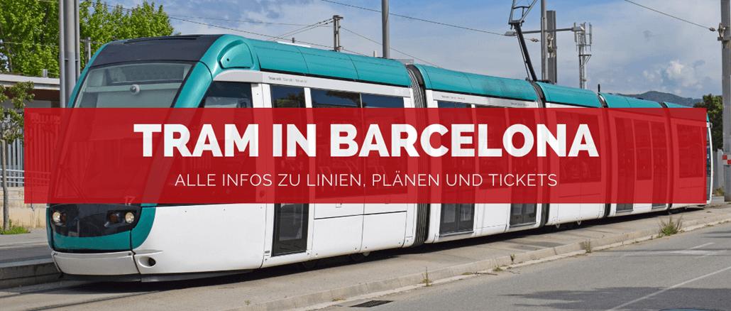 Tram in Barcelona - FB