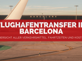 Flughafentransfer in Barcelona - FB