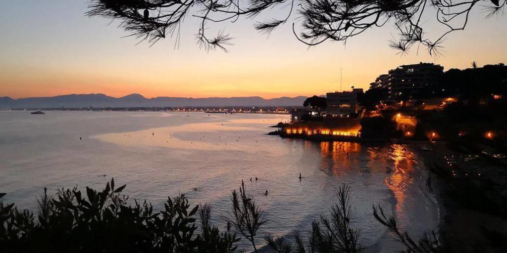 Salou - Sonnenuntergang