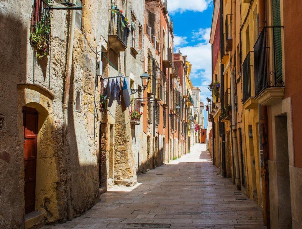 Tarragona - Altstadt