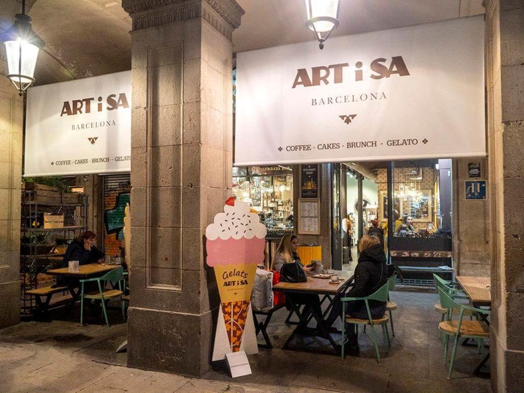 ARTiSA-Barcelona