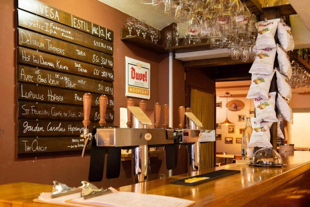Belgische-Bier-Bar-Barcelona