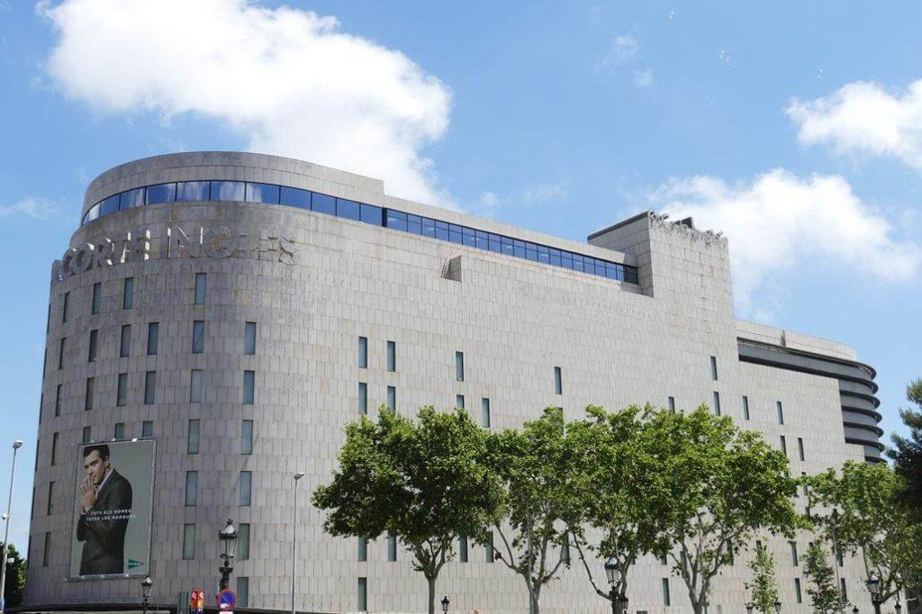 El Corte Inglés Placa Catalunya Barcelona