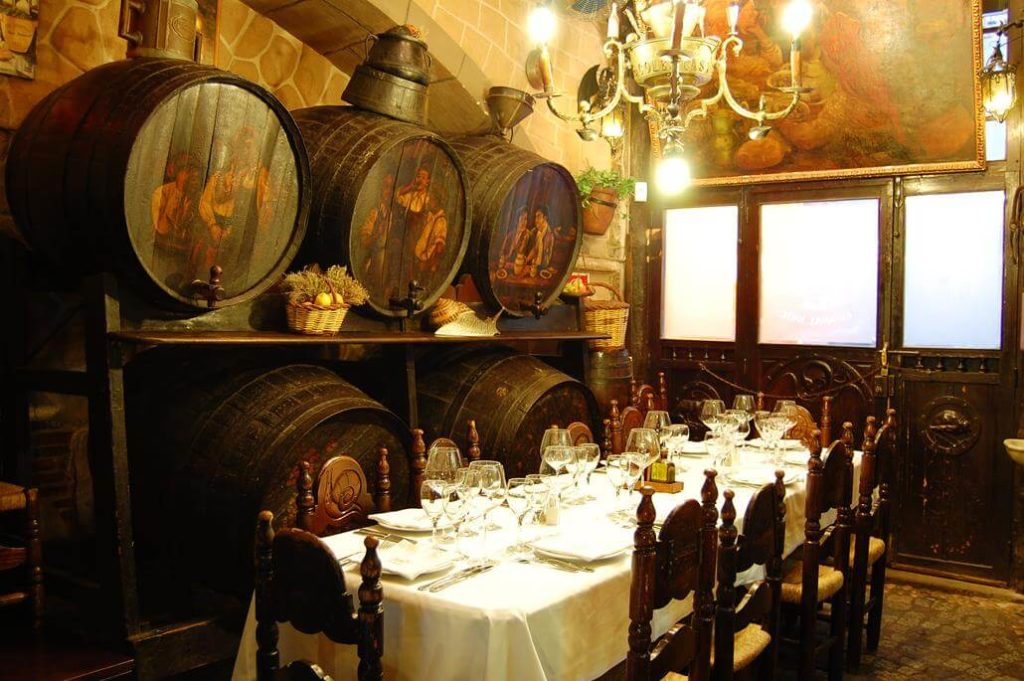 Los-Caracoles-Restaurant-Barcelona