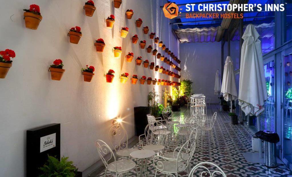 St-Christophers-Inns-Außenbereich