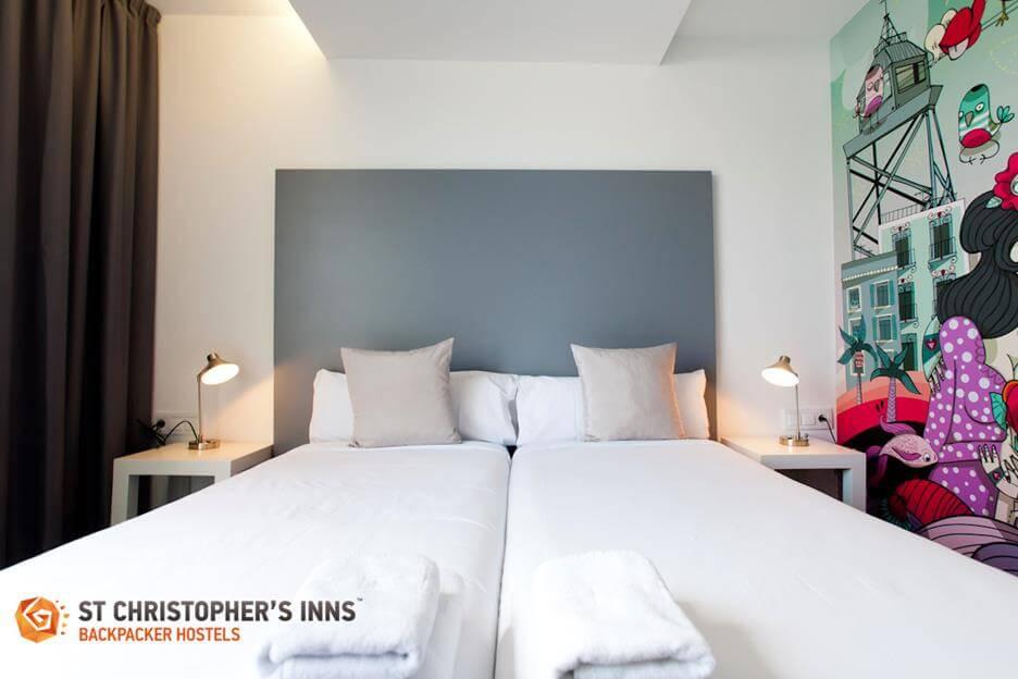St-Christophers-Inns-Zimmer