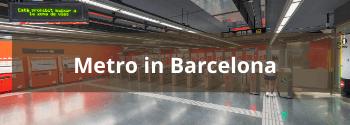 Metro in Barcelona - Hub