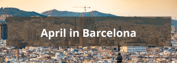 April in Barcelona - Hub
