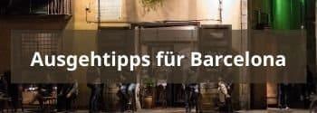 Ausgehtipps für Barcelona - Hub