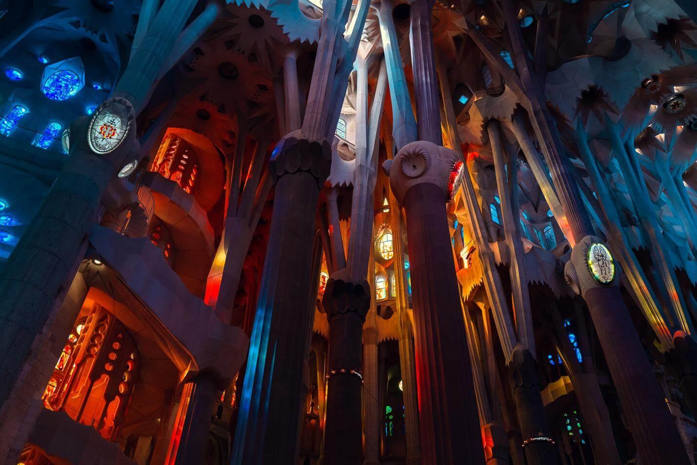 Barcelona Blue Siat Pass - Top