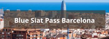 Blue Siat Pass Barcelona - Hub