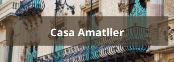 Casa Amatller - Hub
