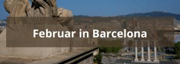 Februar in Barcelona - Hub