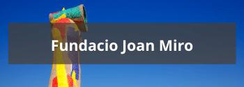 Fundacio Joan Miro - Hub