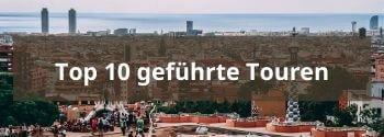 Geführte Touren Barcelona - Hub