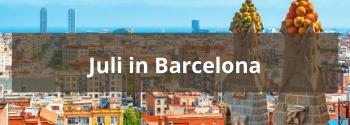 Juli in Barcelona - Hub