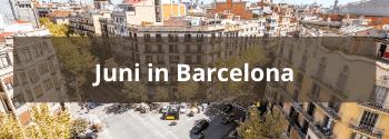 Juni in Barcelona - Hub