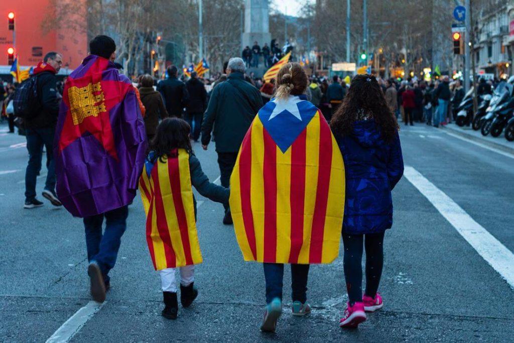 Katalanische Proteste