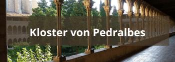 Kloster von Pedralbes - Hub