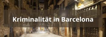 Kriminalität in Barcelona - Hub