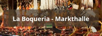 La Boqueria Markthalle - Hub
