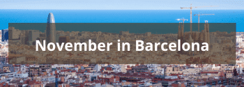 November in Barcelona - Hub