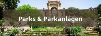 Parks & Parkanlagen Barcelona - Hub