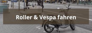 Roller Vespa Barcelona - Hub