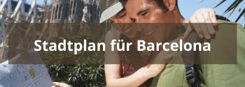 Stadtplan für Barcelona - Hub