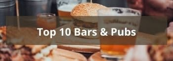 Top 10 Bars Pubs Barcelona - Hub