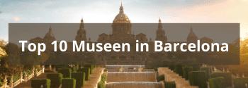 Top 10 Museen in Barcelona - Hub