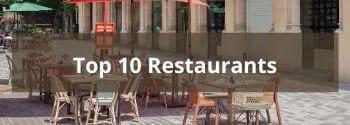 Top 10 Restaurants Barcelona - Hub