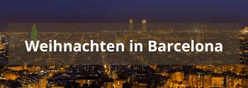 Weihnachten in Barcelona - Hub