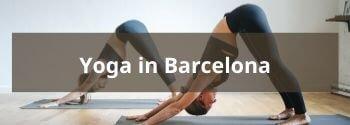Yoga in Barcelona - Hub