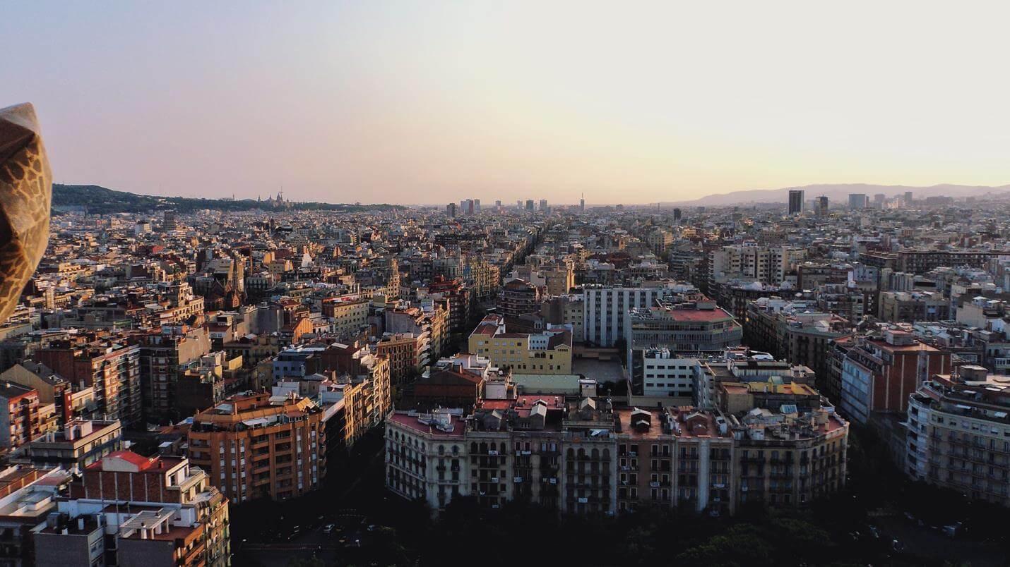 Barcelona im Juli - Top