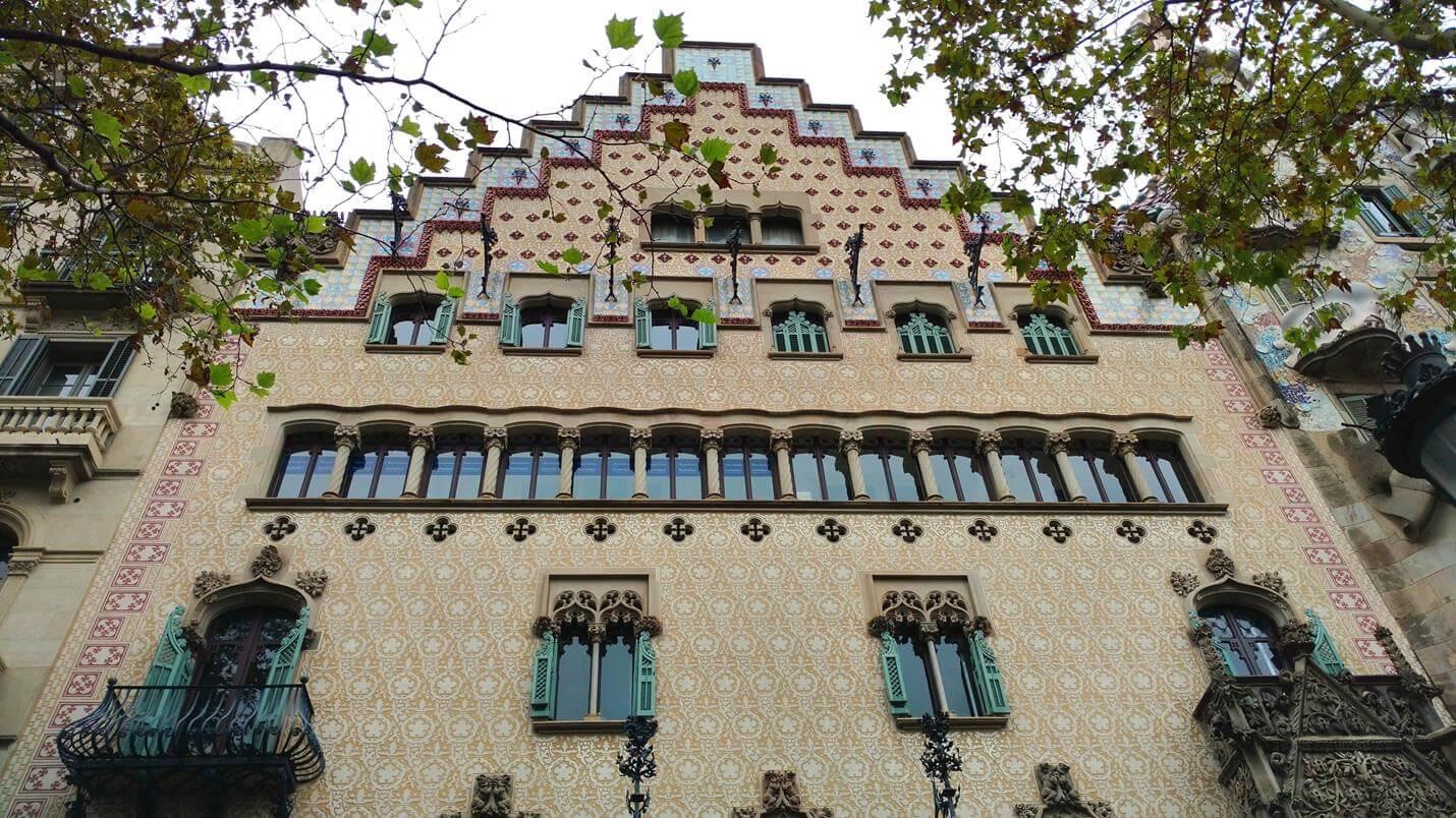 Casa Amatller Barcelona - Top