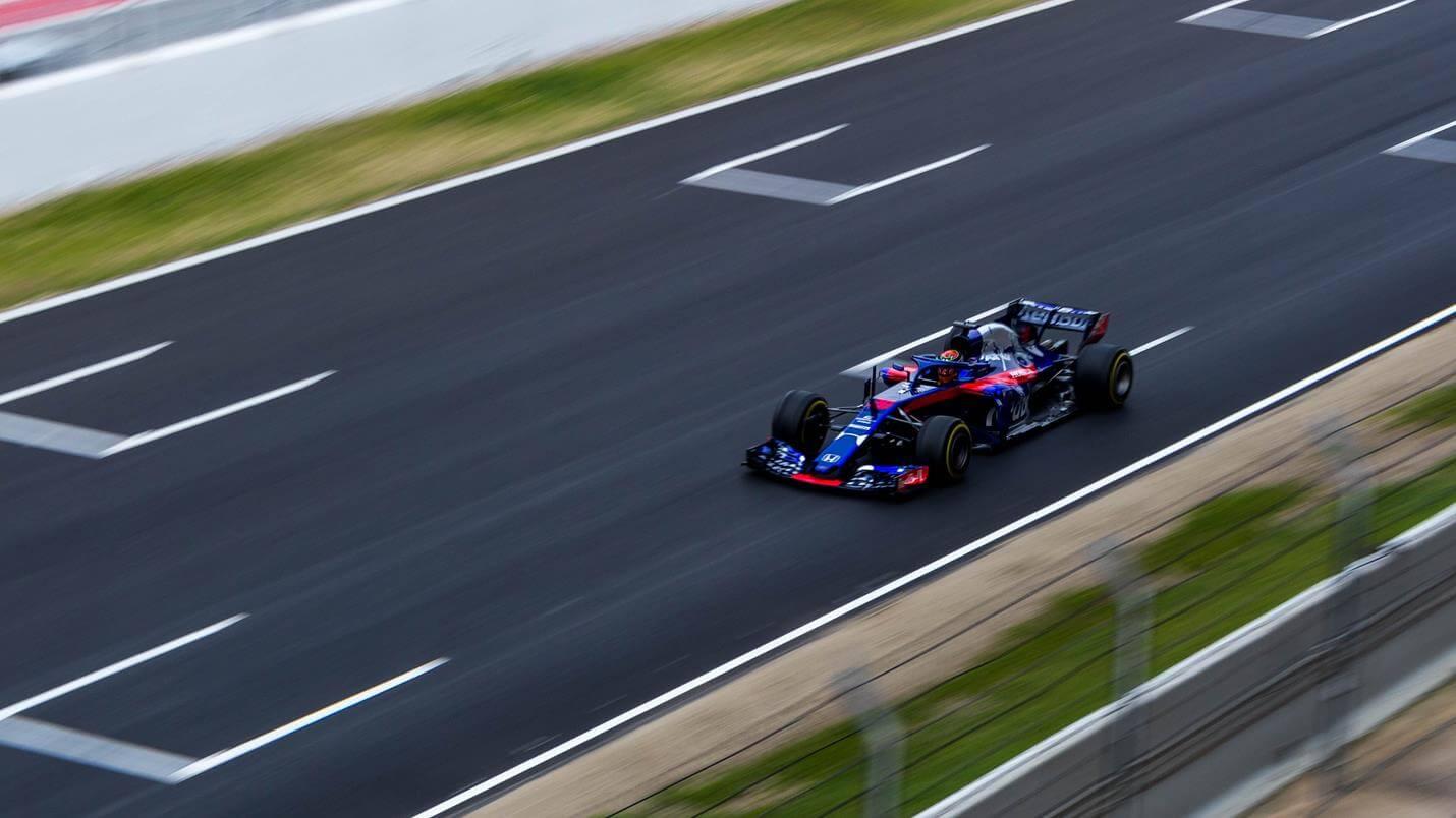 Circuit de Catalunya - Top