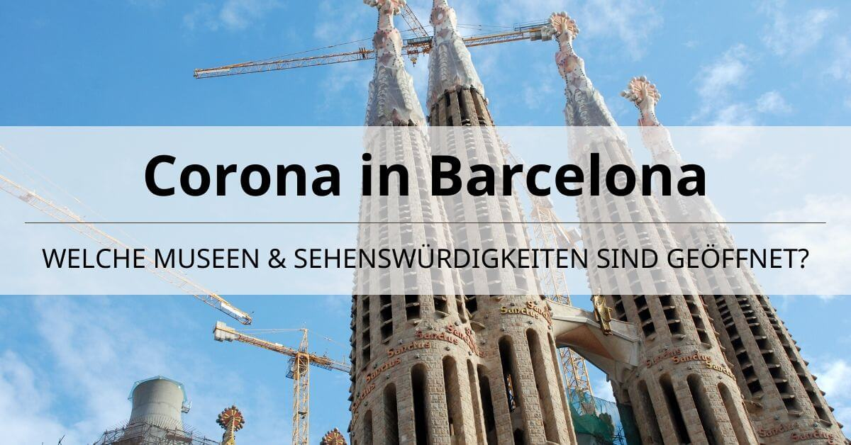 Corona In Barcelona