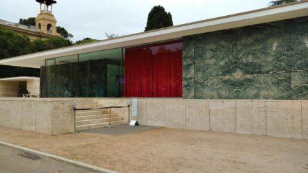 Mies van der Rohe – der deutsche Pavillon in Barcelona: Lohnt sich ein Besuch?