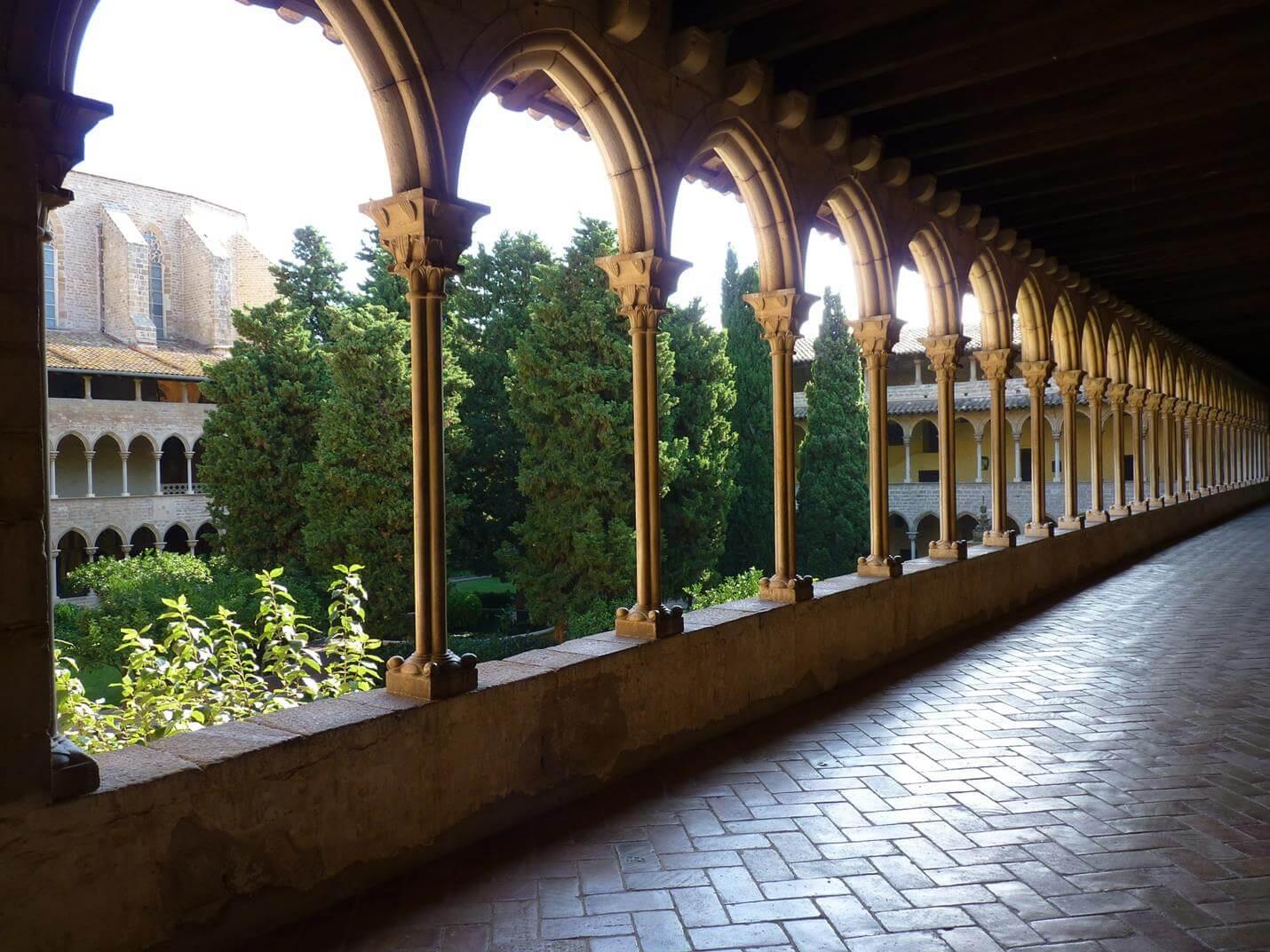 Kloster von Pedralbes in Barcelona - Top