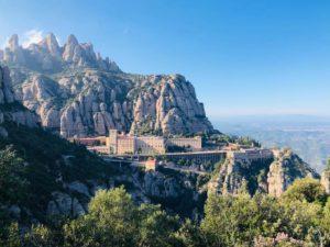 Montserrat Kloster - Top