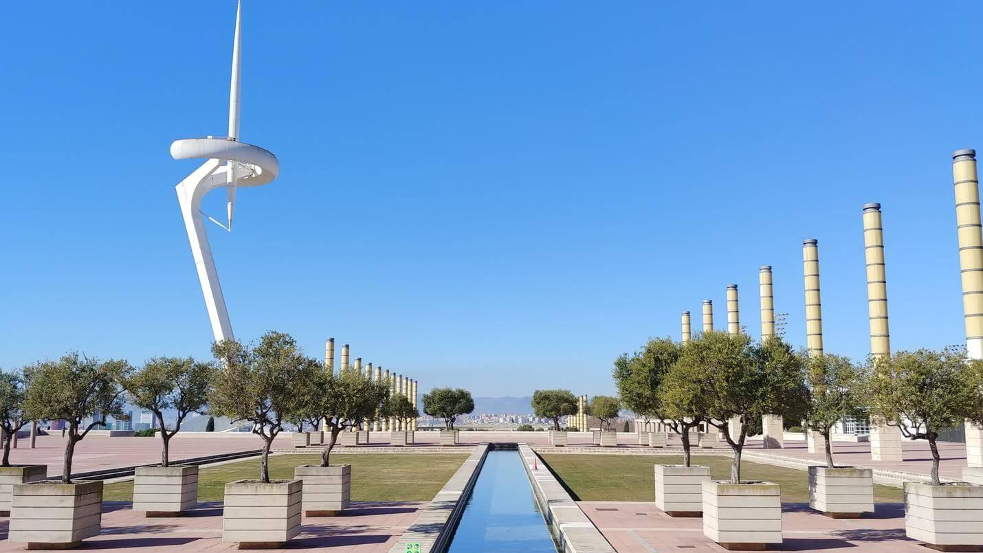 Museu Olímpic i de l'Esport in Barcelona - Top