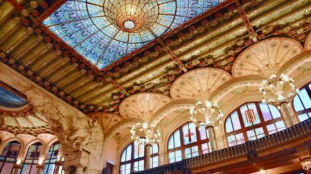 Das Palau de la Música Catalana in Barcelona: Lohnt sich ein Besuch?