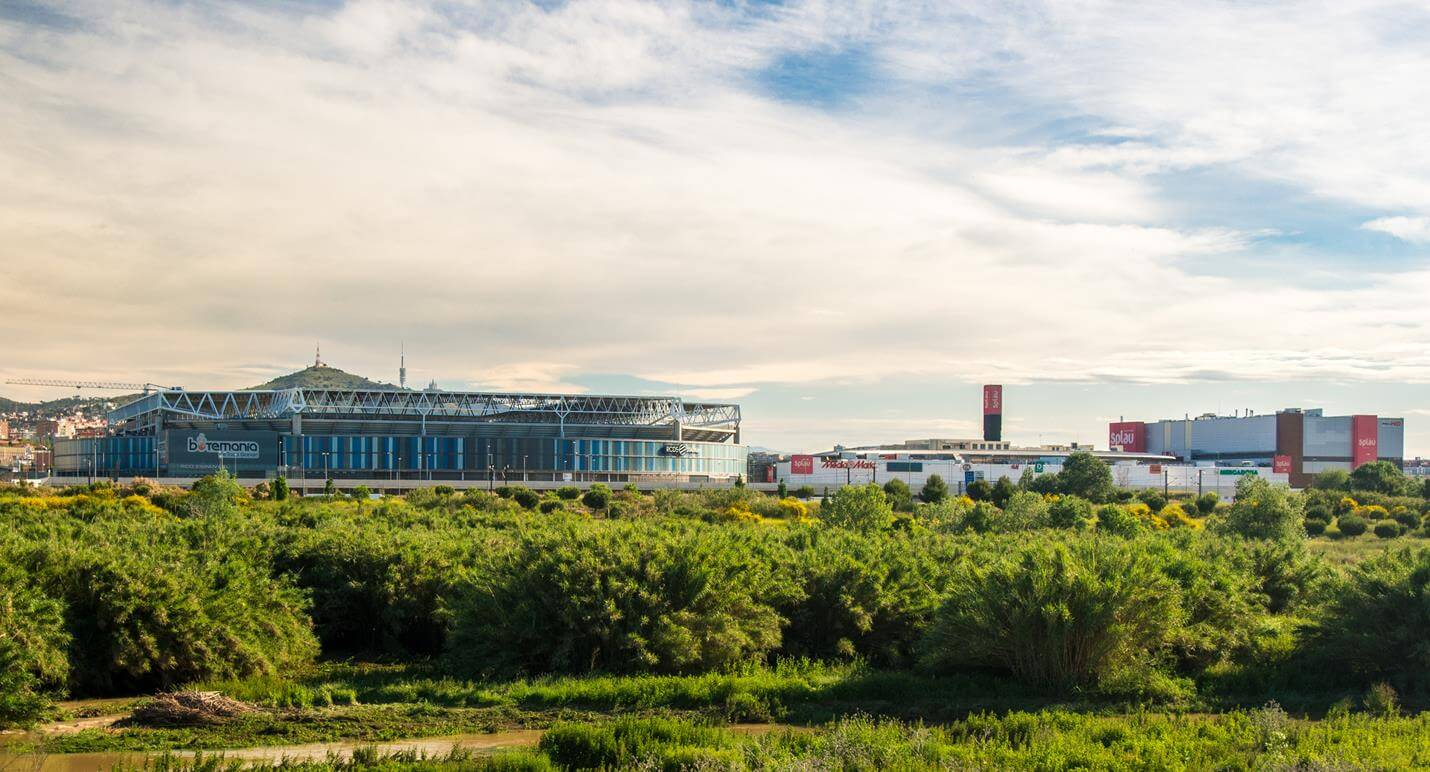 Stadion Espanyol Barcelona - Top