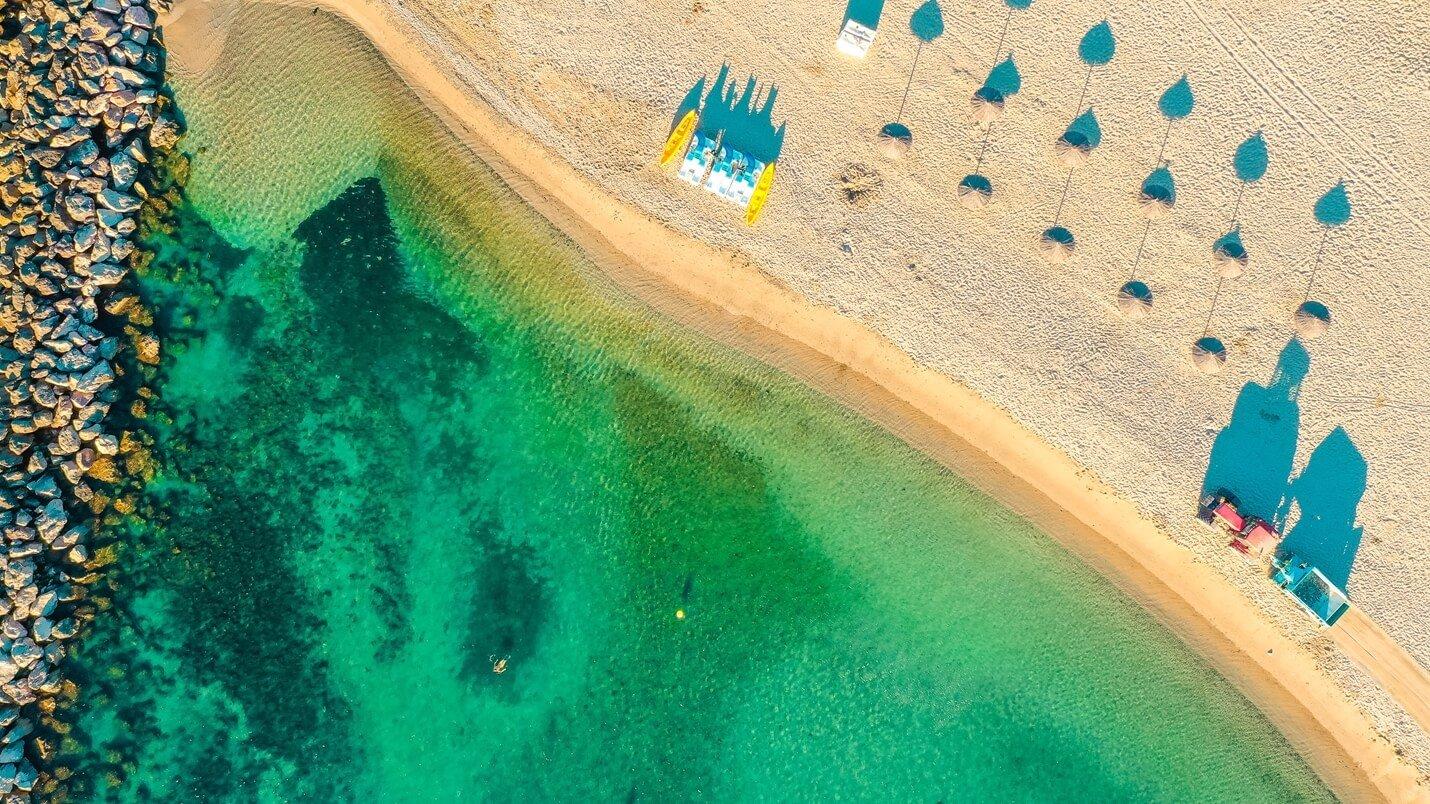 camping katalonien direkt am meer - Top