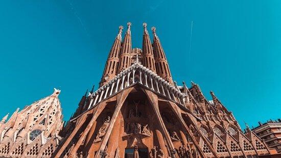 Sagrada Familia - Fassade