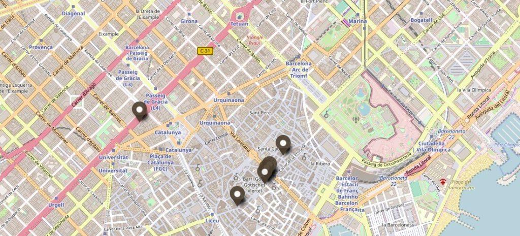 Karte-Geschaefte-Barcelona