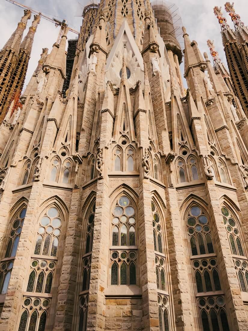Sagrada-Familia-Fassade