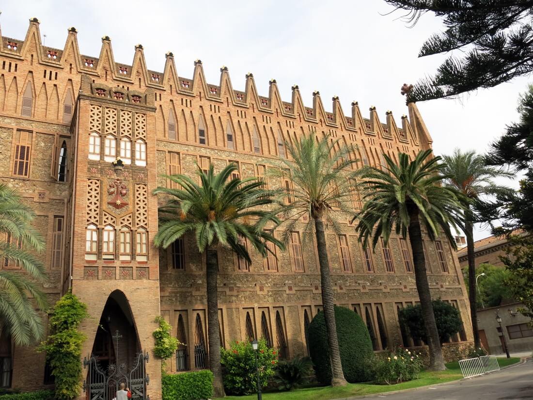 Colegio Teresiano de Barcelona